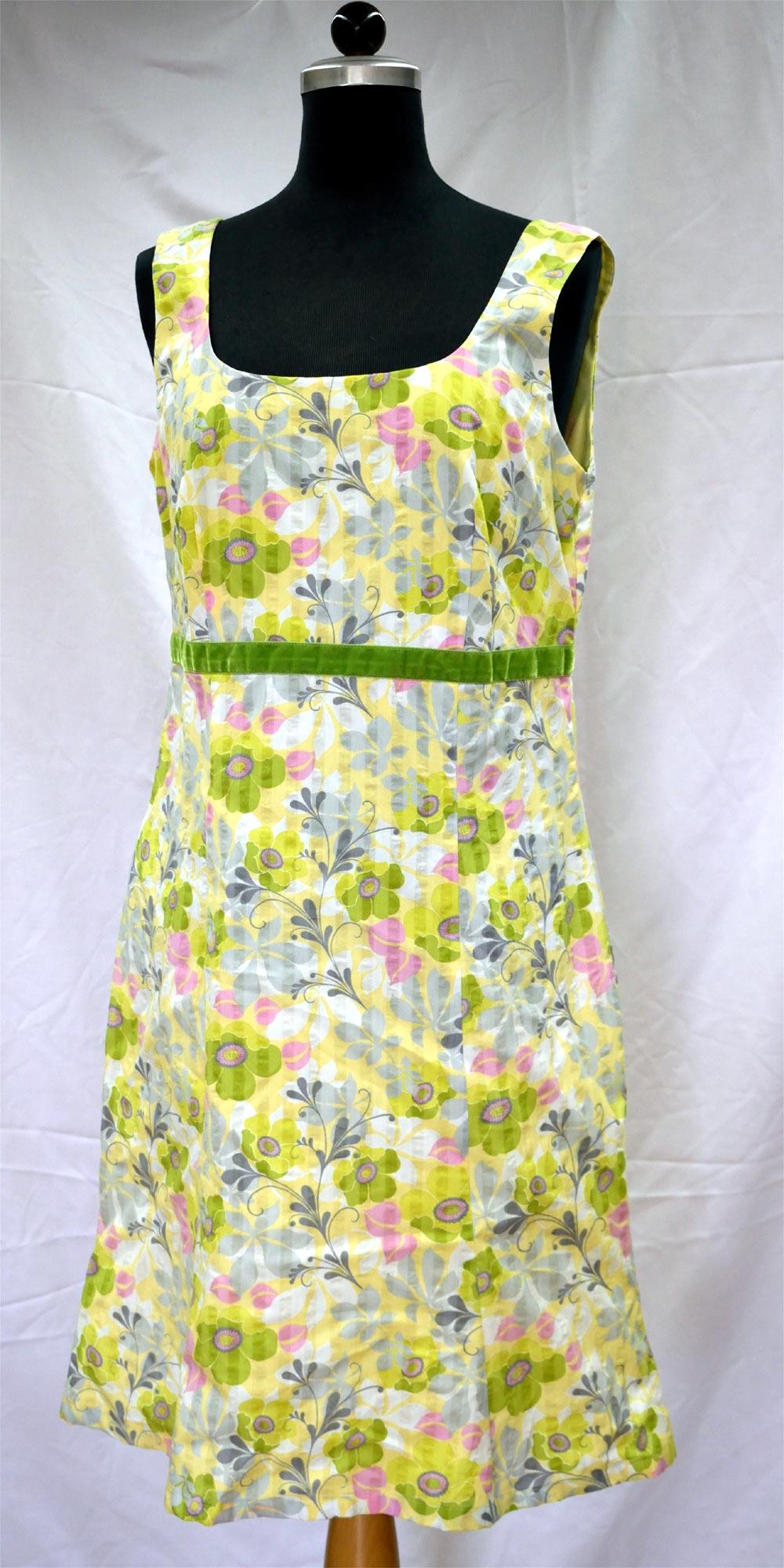 Sommerkleid - Maßatelier Schwarzer